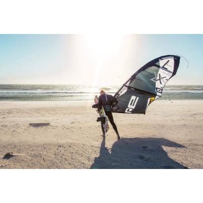 Location équipements kite complet.