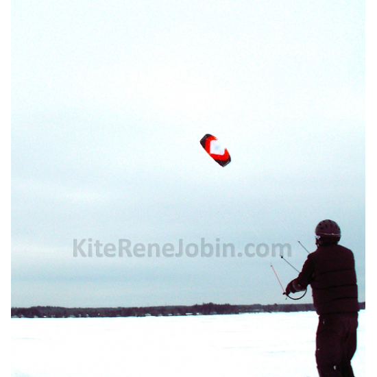 Forfait découverte 2hrs vers le snowkite/kiteski $89,00/pers