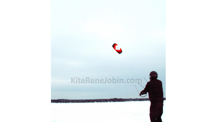 Forfait découverte et / ou initiation vers le snowkite/kiteski  $149.95/pers